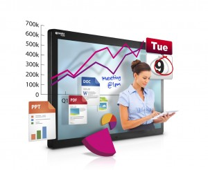 Charmex comercializa Shara Clevertouch