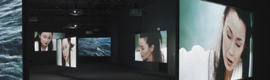The MoMA of New York uses the projectors Christie for the display of Isaac Julien