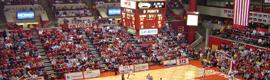 Daktronics actualiza los sistemas audiovisuales del estadio RAC de la Universidad de Rutgers