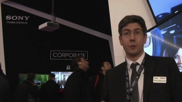 Damien Weissenburger Sony Europe