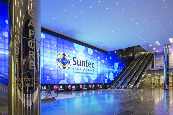 Dataton Watchout Suntec Singapore