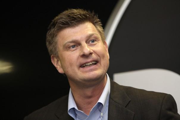 Dolp Westerbos CEO de Westcon
