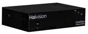 Haivision CoolSign Display Engine