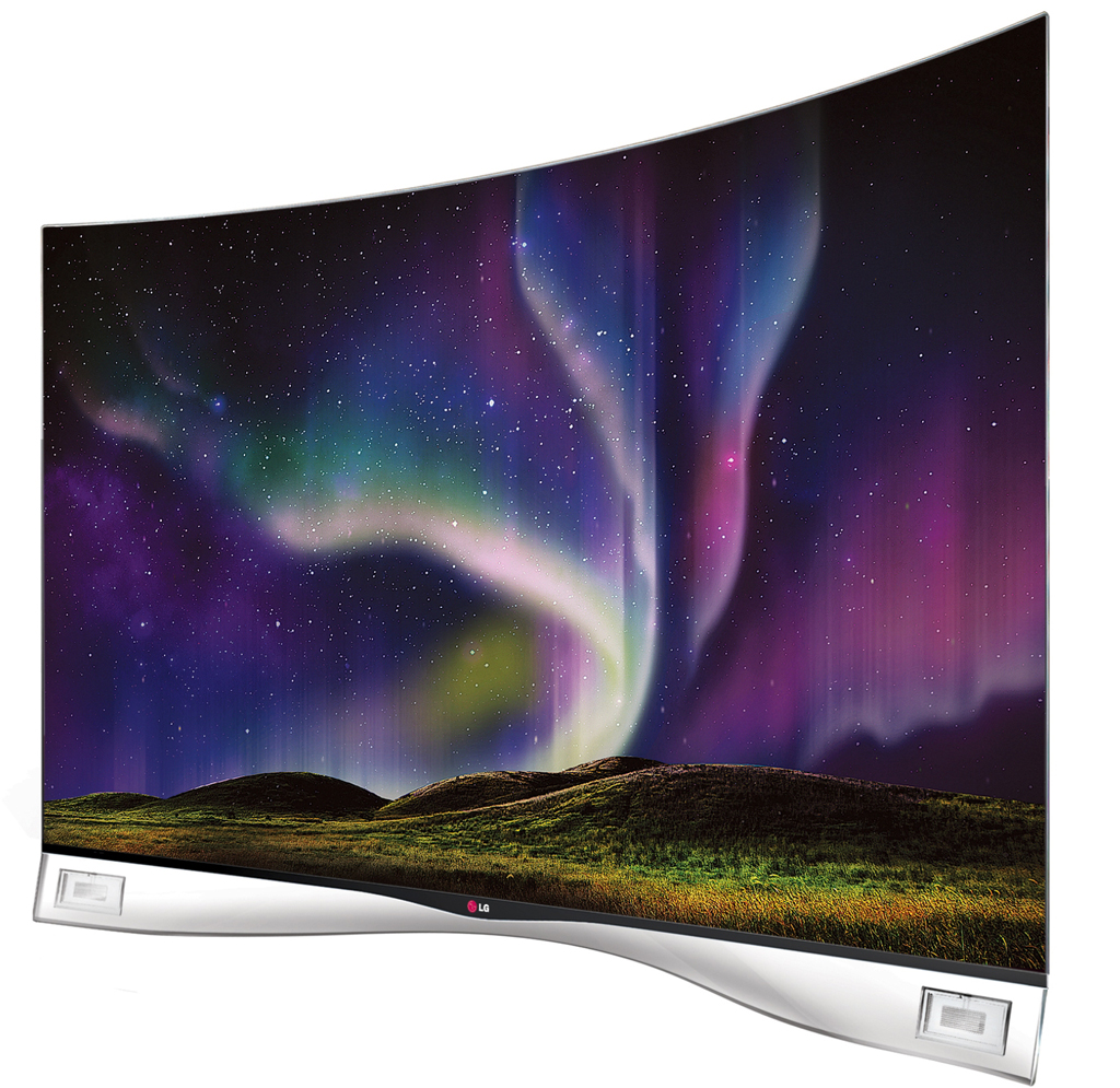 lg presenta oficialmente en espa a su primer televisor oled curvo ea9800. Black Bedroom Furniture Sets. Home Design Ideas