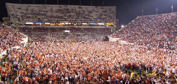 Lane Stadium del Virginia Tech
