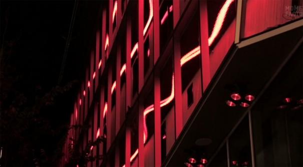 Moment Factory en La Vitrine (Montreal)