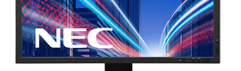 NEC Display Solutions offers a new roadmap for its screens large format P Series