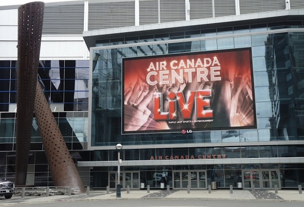Omnivex Air Canada Centre