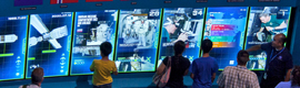 Delta y MultiTouch aportan los sistemas de visualización al transbordador Atlantis en el Kennedy Space Center