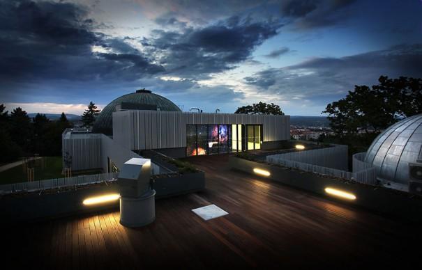 Planetario de Brno