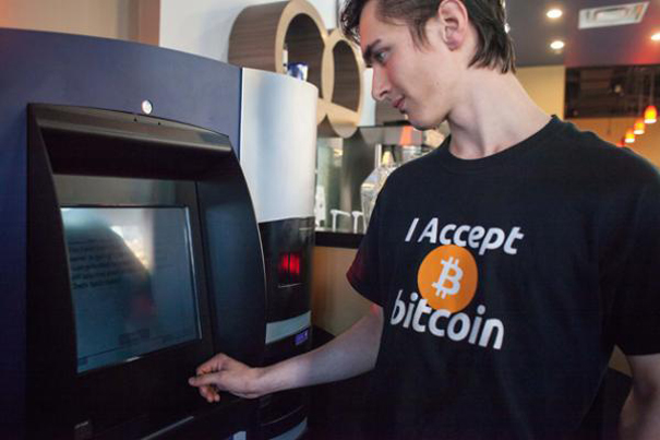 Primer cajero automatico bitcoin en Vancouver