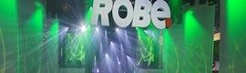 Robe Lighting, premiada en LDI 2013 por su show de luces diseñado por Nathan Wan con el sistema Pointe