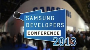 Samsung developer conference 2013