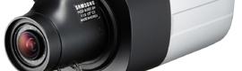 Samsung Techwin amplía su oferta de seguridad con las cámaras 960H que graban 700 líneas de TV en HD