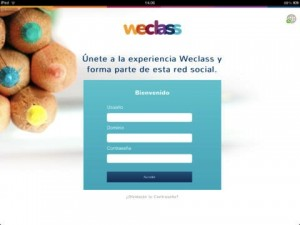 Telefonica Learning Services weClass