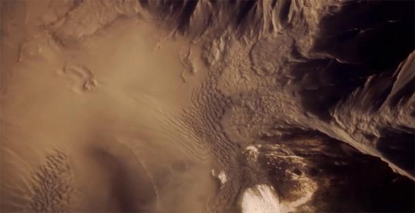 Viaje virtual 3D a Marte