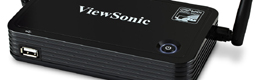 ViewSonic ViewSync WPG-370, gateway wireless for projectors and screens of large format