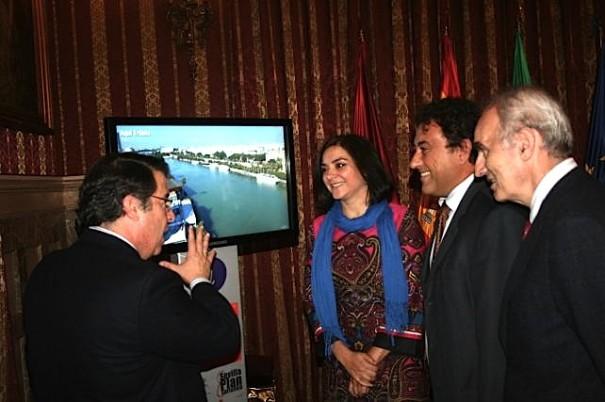 Visita Sevilla app Foto La Informacion