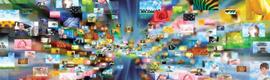 El mercado de pantallas de gran formato para espacios públicos empieza a recuperarse y se espera que crecerá en 2014