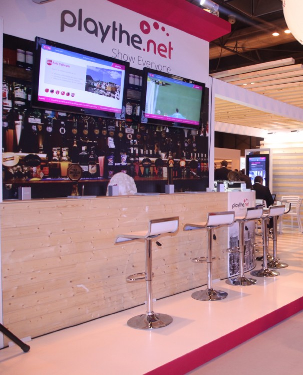 Playthe.net en Smart City World Congress 2013