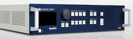 Analog Way desarrolla el triple escalador-mezclador QuickVu que se adapta a cualquier resolución de pantalla