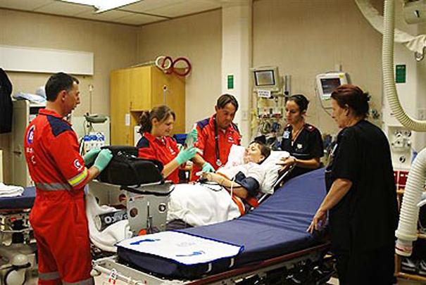 Camaras Axis en Mediclinic