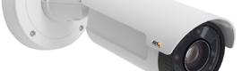 Axis Q1765-LE, compacta cámara de videovigilancia en exterior para instalaciones críticas