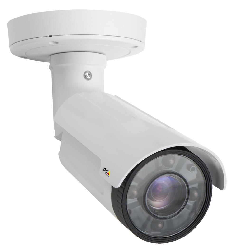Axis q1765 le compacta c mara de videovigilancia en - Camaras de videovigilancia ...