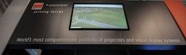 Barco y projectiondesign 'suman fuerzas' en proyección de infrarrojos y simulación en I/ITSEC 2013