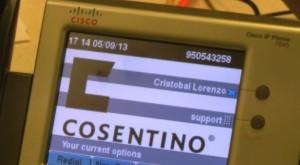 Cisco Grupo Cosentino Aryse