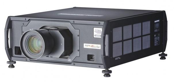 نقطة في البوصة تيتان WUXGA 3D LED
