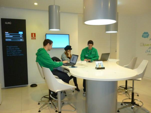Flagship Telefonica Madrid Zona Guru