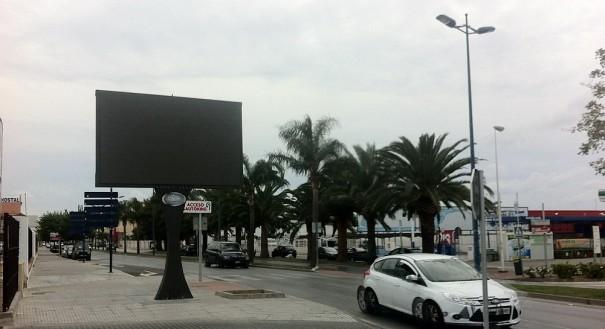 GMG pantallaLED Chiclana
