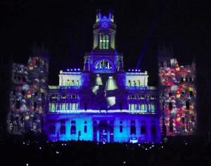Ibercover y Samsung Navidad 2012