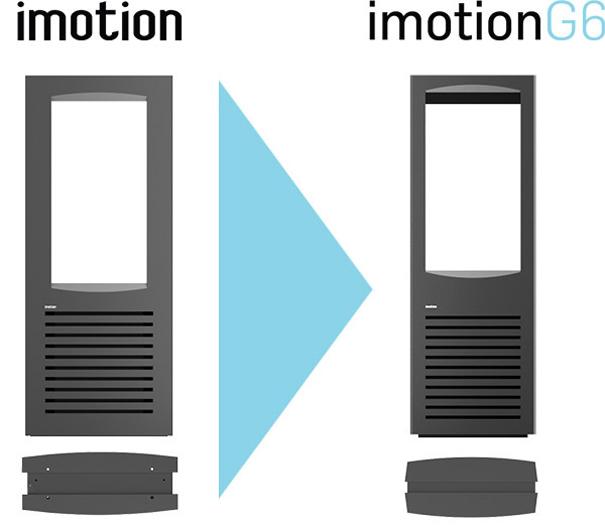 Infinitus G6 iMotion