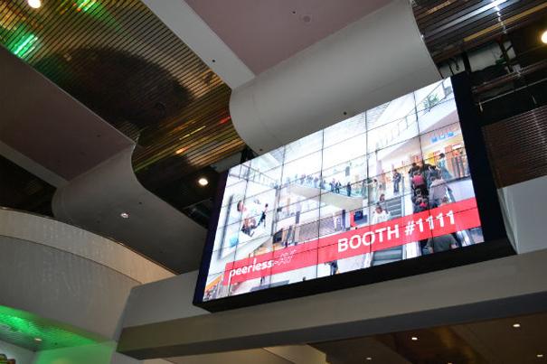Las Vegas Convention Center digital signage