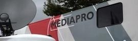 Overon, empresa de servicios de transmisión AV, se integra totalmente en Grupo Mediapro
