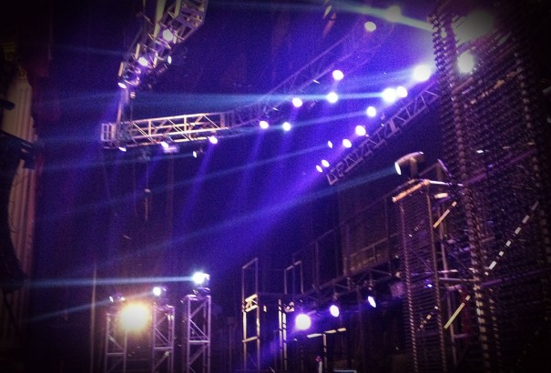 Proyecto iluminacion Meridian Pro