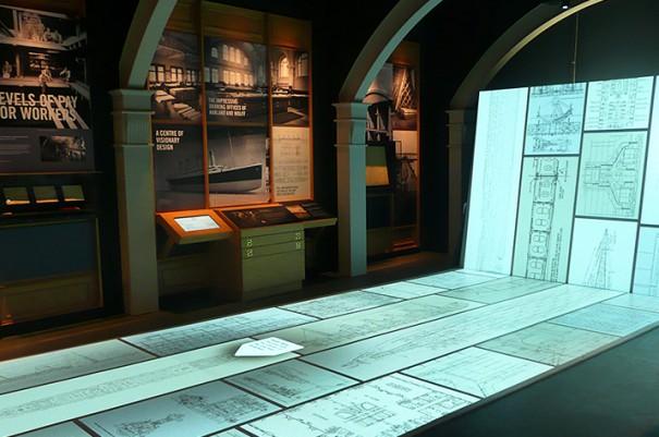 Proyectores Panasonic The Titanic Experience