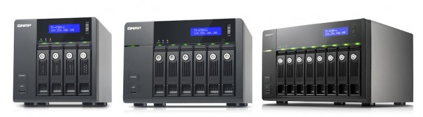 Qnap serie TS-x70 Pro