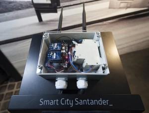 Santander Smart ciy sensores Foto El Diario Montanes