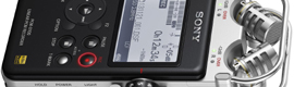 Sony PCM-D100, portable recorder for shows and events abroad