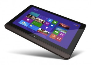 Toshiba tablet Windows 8