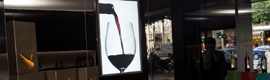 Bodegas Vegamar relies on Vitelsa to set up your digital signage project