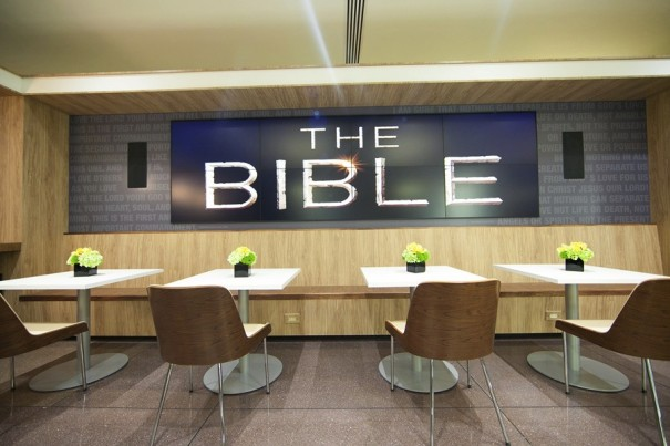 Barco American Bible Society