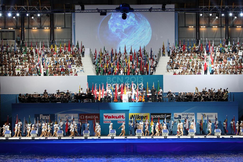 la tecnolog a de christie convirti la ceremonia inaugural On espectaculo de lujo para ceremonia inaugural del mundial