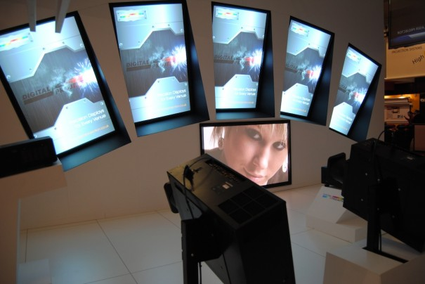 Digital Projection at ISE 2014