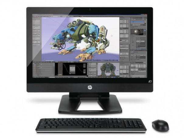 HP Z1 G2 CES2014