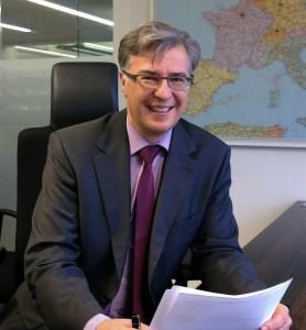 Havells Sylvania Christian Schraft presidente Europa