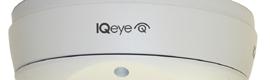 IQinVision muestra la última generación de cámaras domo IQeye Alliance-mx para videovigilancia interior y exterior